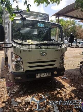 Cần bán xe DoThanh 1,9 tấn đời 2019 mới sử dụng 2 tháng