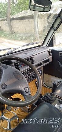 cần bán xe thaco 2011 có khung mui
