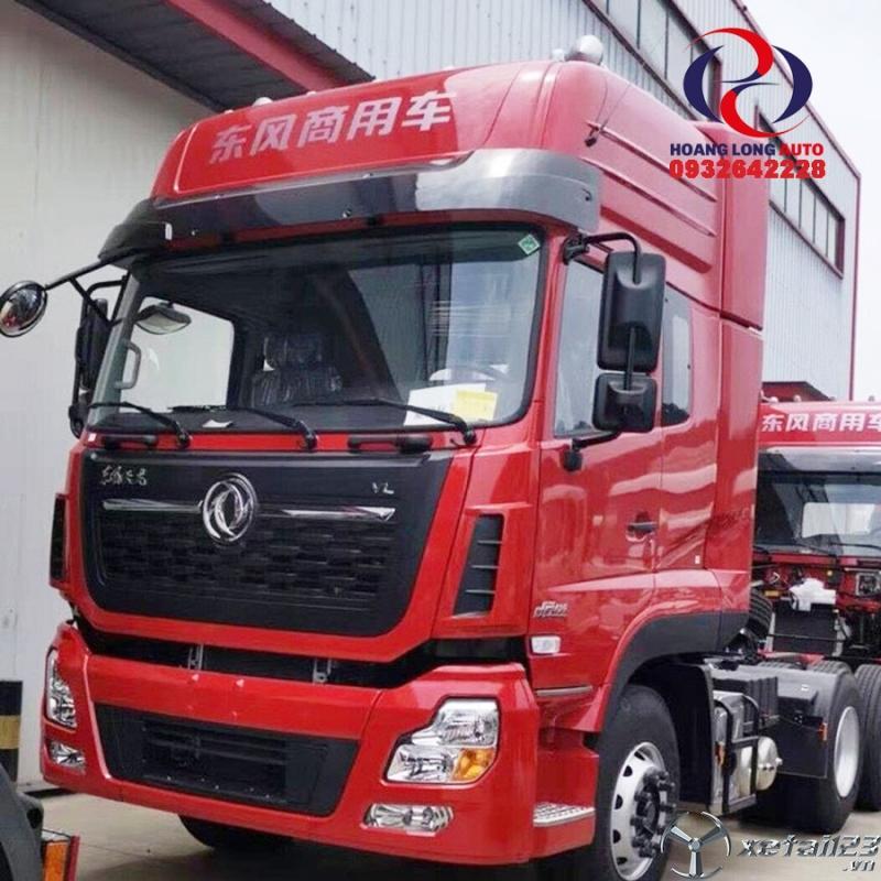 Đầu Kéo Dongfeng 420HP EURO 5