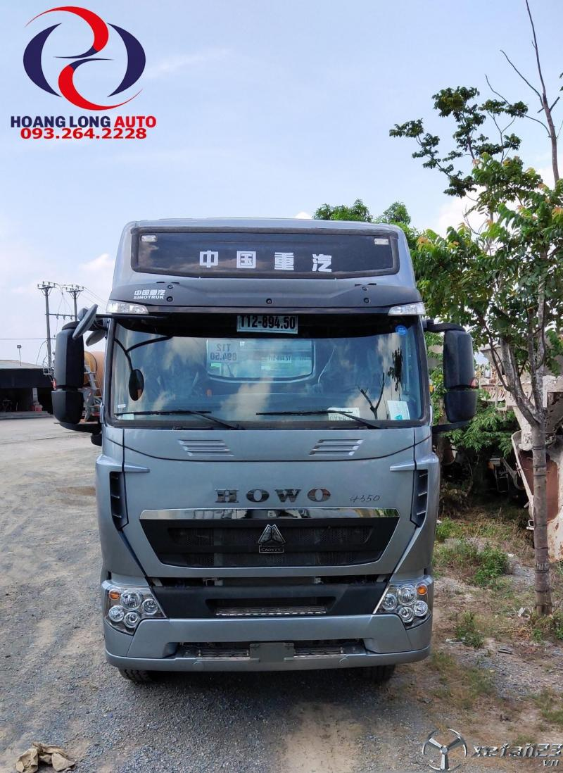 Đầu Kéo Howo 420 sx 2020