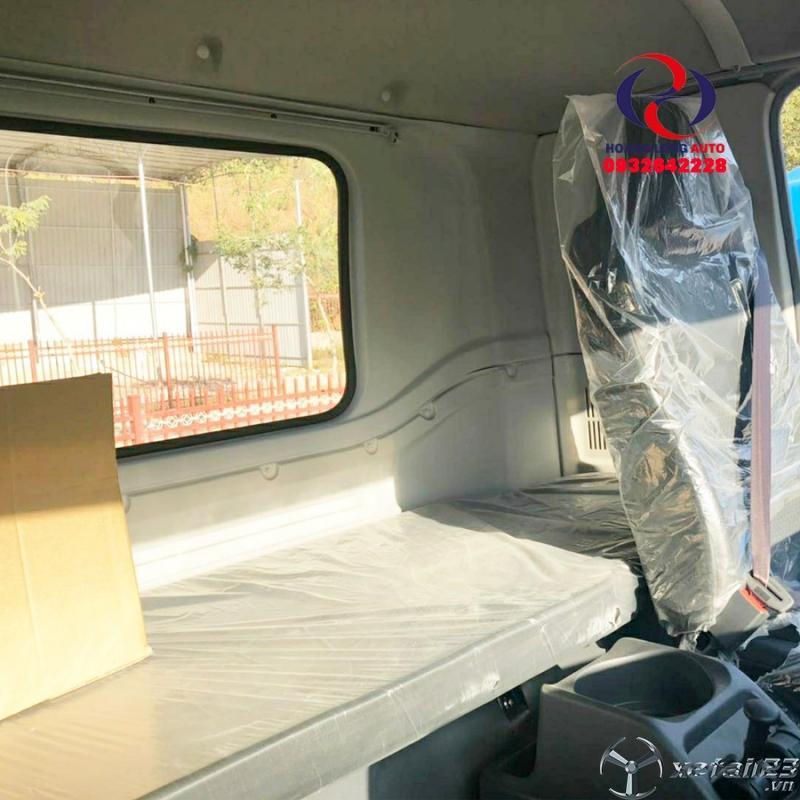 đầu kéo isuzu giga 380hp sx 2020