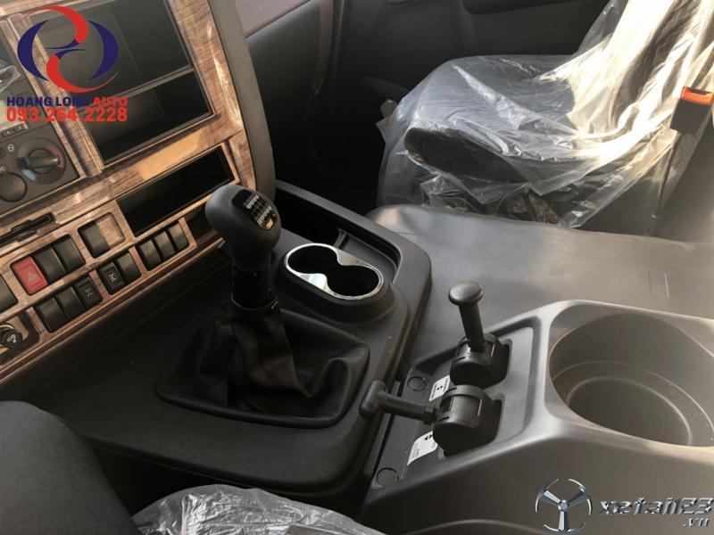ĐẦU KÉO ISUZU GIGA 380Hp SX 2019-MODEL 2020