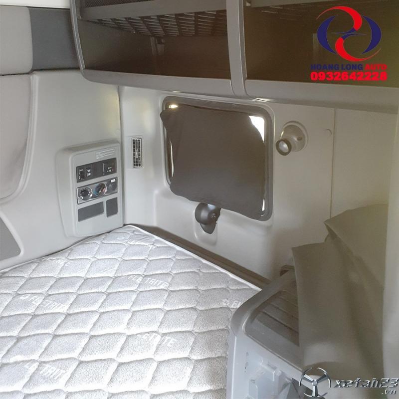 Đầu kéo Mỹ International 1 giường máy N13