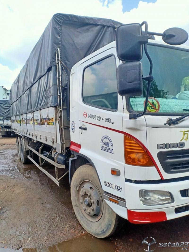 Bán Hino 14 tấn sản xuất năm 2008 thùng mui bạt giá tốt nhất