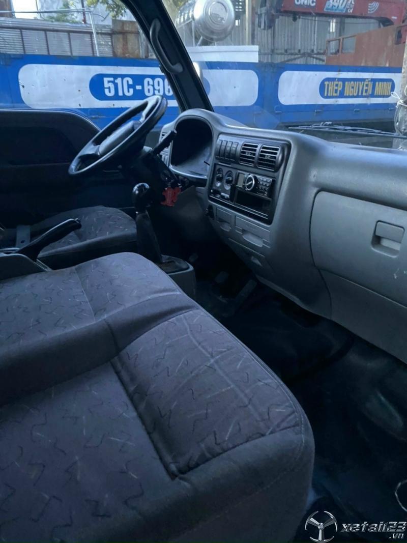 Bán xe Thaco K165 đời 2017 giá chỉ 285 triệu , sẵn xe giao ngay