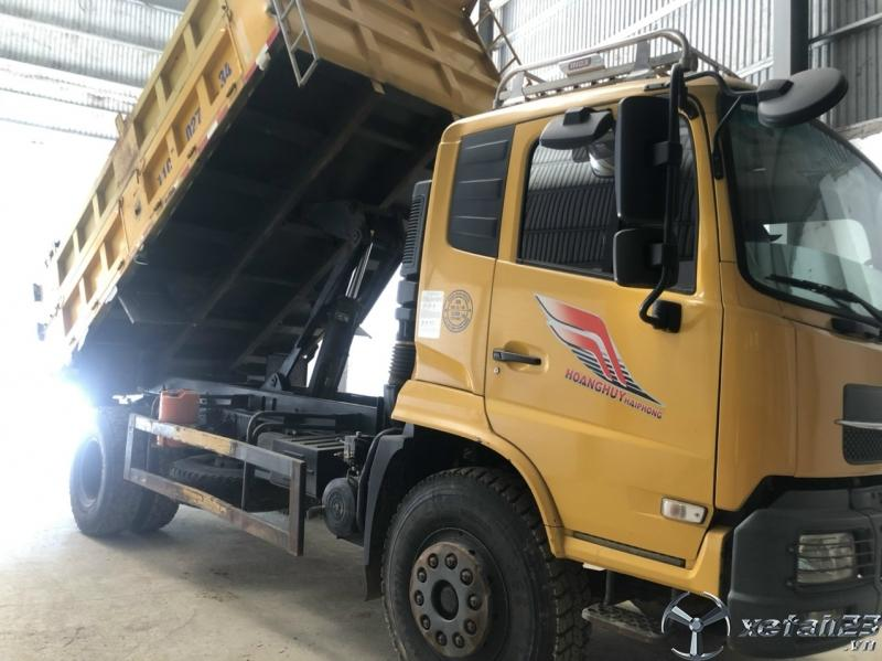 Cần bán Dongfeng Hoàng Huy 7,5 tấn đời 2016