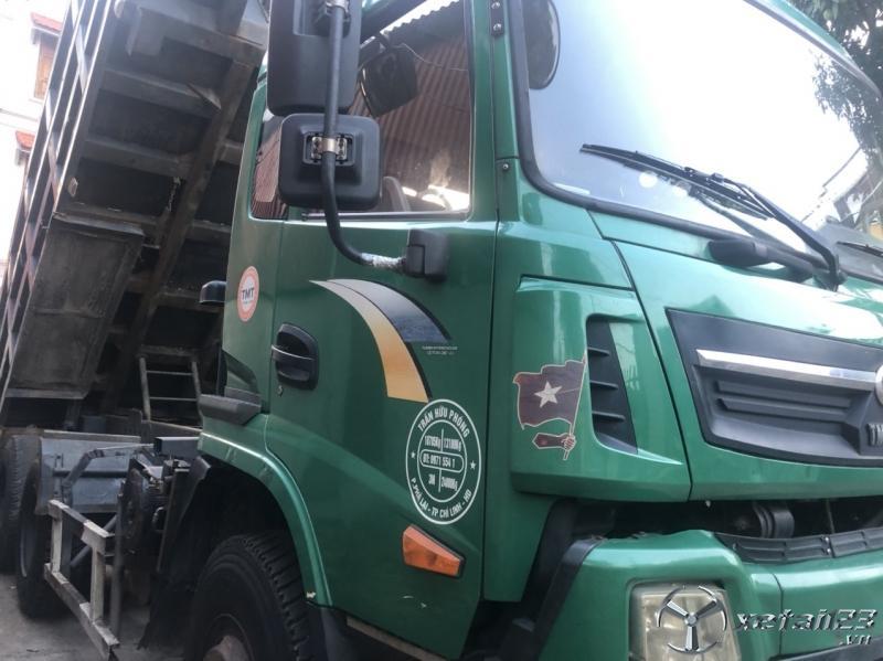Rao bán ô tô tải tự đổ TMT đời 2015 với giá siêu rẻ chỉ 490 triệu