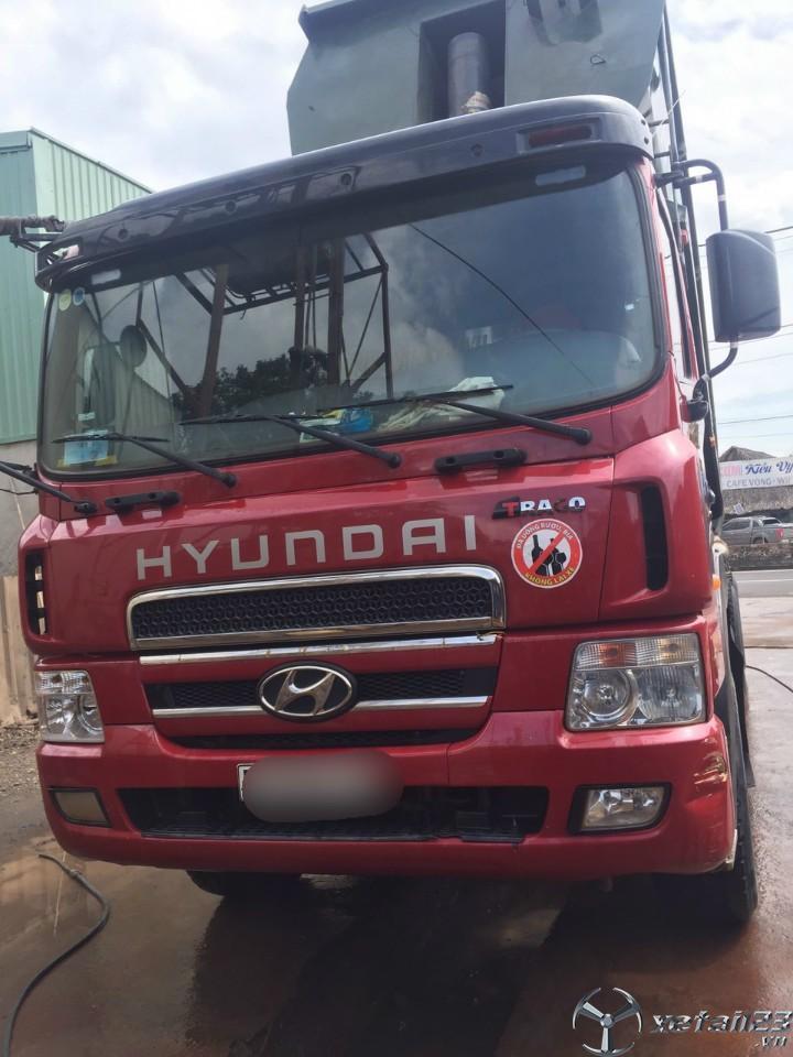 Cần nhượng bán xe ben Hyundai 4 chân đời 2008 giá tốt nhất