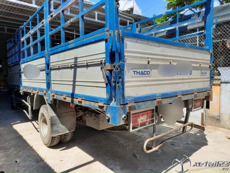 Bán Thaco ollin 700B sx năm 2016 thùng mui bạt giá chỉ 360 triệu