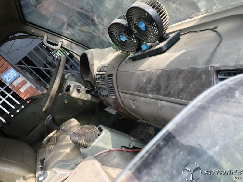 Thanh lý xe ben Hoa Mai đời 2011 với giá 82 triệu