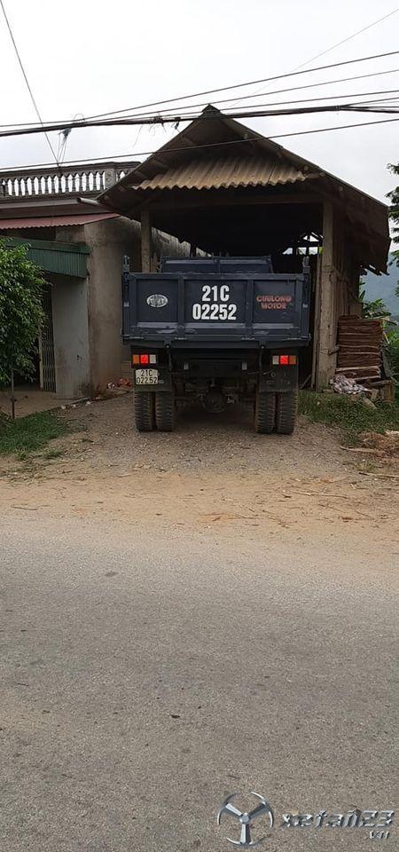 Xe tải tự đổ Cửu Long 5 tấn , 2 cầu đời 2014 cần bán với giá 300 triệu