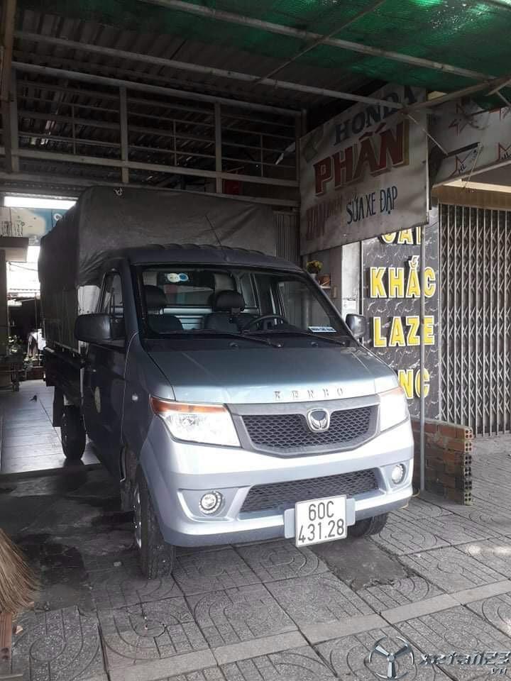 Cần bán gấp xe Kenbo 990Kg đời 2018 thùng mui bạt
