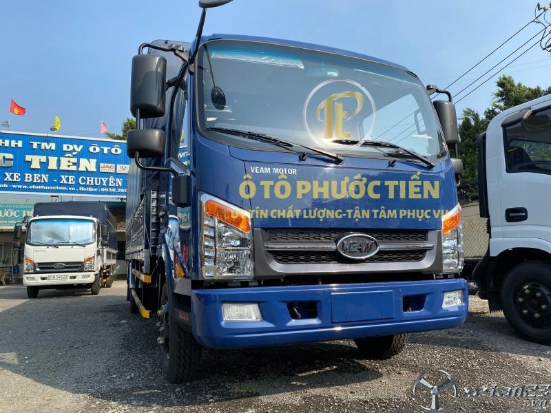 Xe tải Veam VT260-1 tải trọng 1t9 thùng dài 6m2