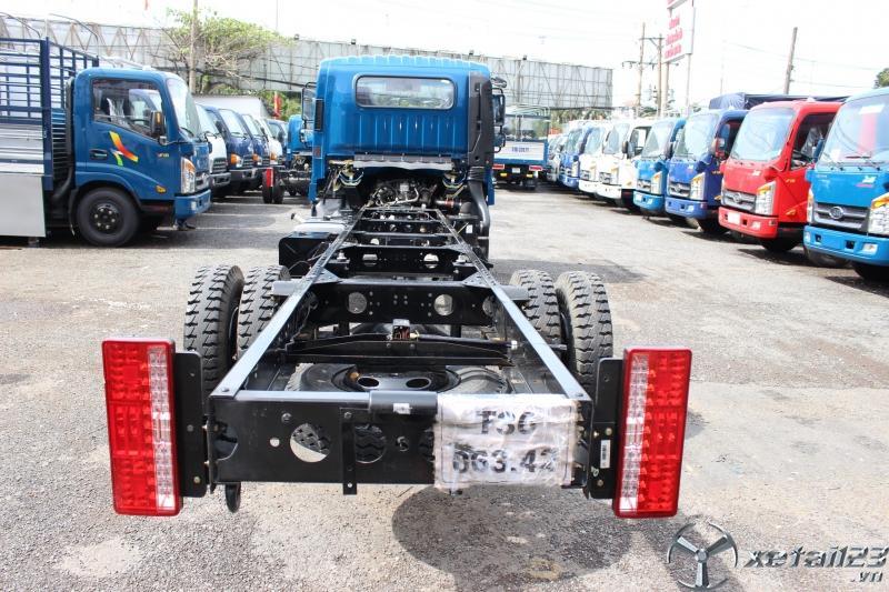 Xe tải Veam VT340S 3T5 thùng dài 6m2
