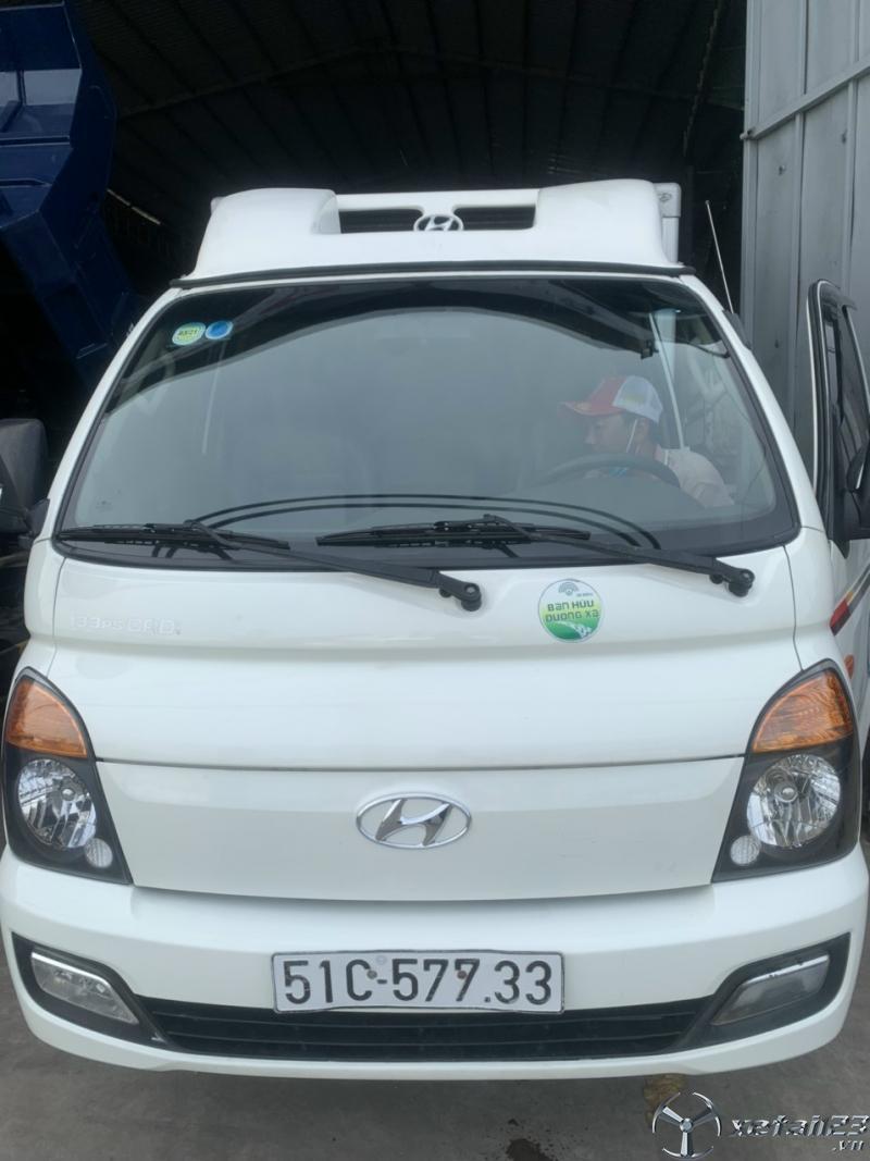 Rao bán xe Hyundai đông lạnh 1 tấn đời 2013 nhập khẩu Hàn Quốc