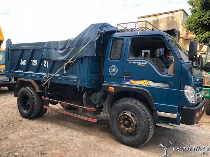 Xe Ben Thaco Forland 8,7 tấn  đời 2016 đã qua sử dụng cần bán với giá chỉ 320 triệu