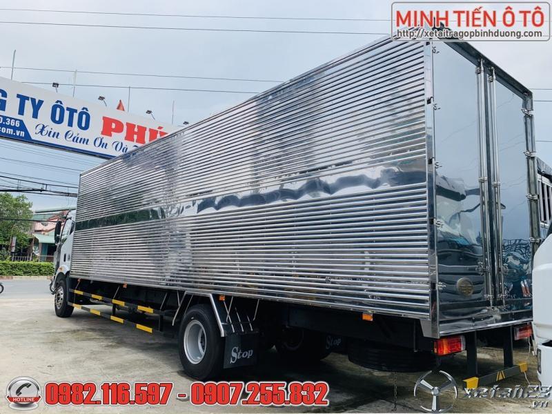 Xe Tải Faw 8 Tấn Thùng Dài 9M7 - Chuyên Chở Hàng Mót Sốp Nệm Paletss