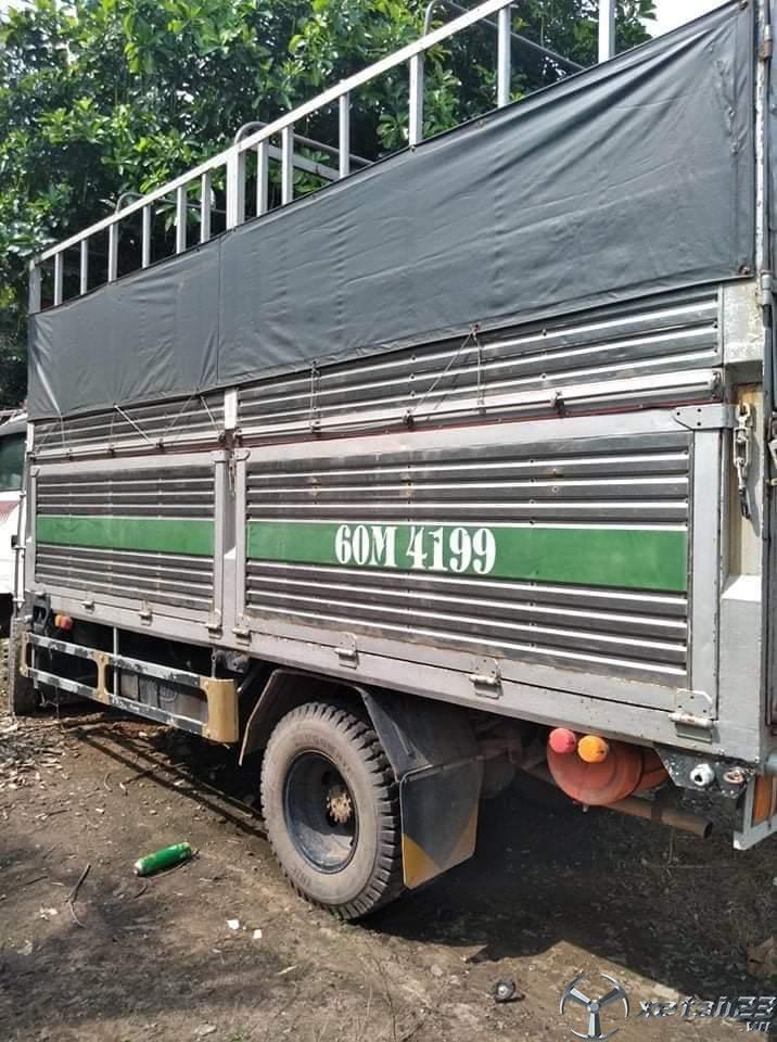 Rao bán xe Kia Frontier sản xuất năm 2001 thùng mui bạt giá 120 triệu