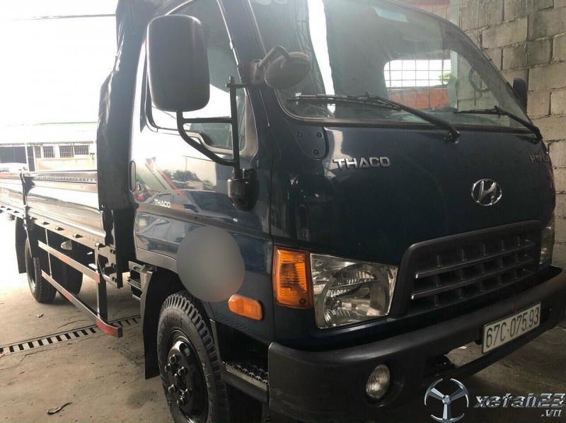 Bán Hyundai HD650 6,4 tấn đời 2017 giá 530 triệu