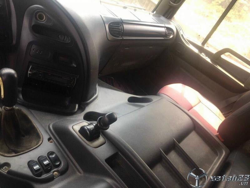 Xe Hyundai HD250 đời 2012 thùng mui bạt cần bán giá rẻ nhất
