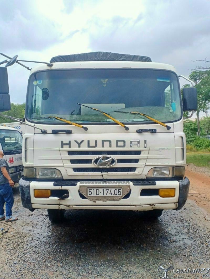 Xe Hyundai HD 320 sx 1997 thùng mui bạt cần bán  giá công khai 400 triệu