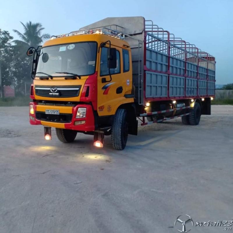 Rao bán xe Cửu long sản xuất năm 2015 thùng mui bạt , xe đẹp giá chỉ 455 triệu