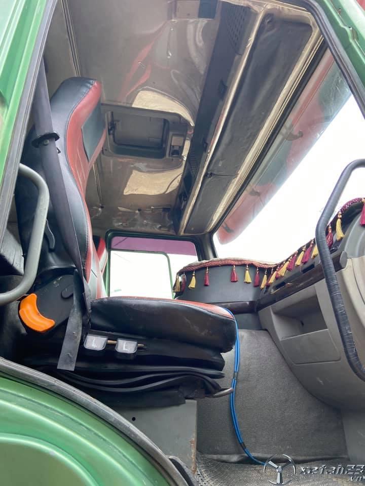 Bán Ô tô tải tự đổ Howo đời 2011 , đăng kí 2012 với giá 810 triệu