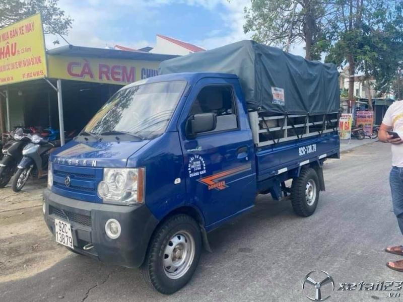 Bán xe Dongben đời 2018 thùng mui bạt giá chỉ 125 triệu