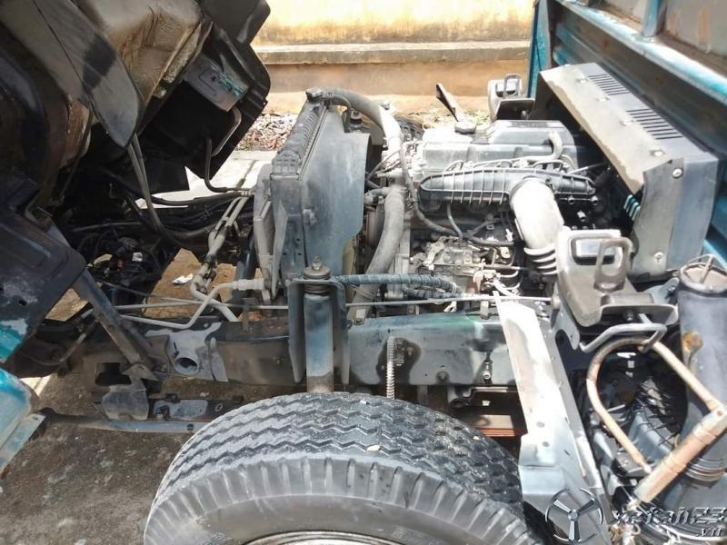 Rao bán xe Thaco K165 đời 2015 thùng mui bạt chỉ với 290 triệu , xe đẹp sẵn giao ngay