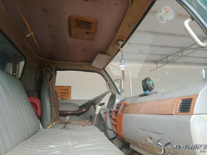 Cần bán xe ô tô tải tự đổ Cửu Long đời 2008 giá siêu rẻ chỉ 135 triệu