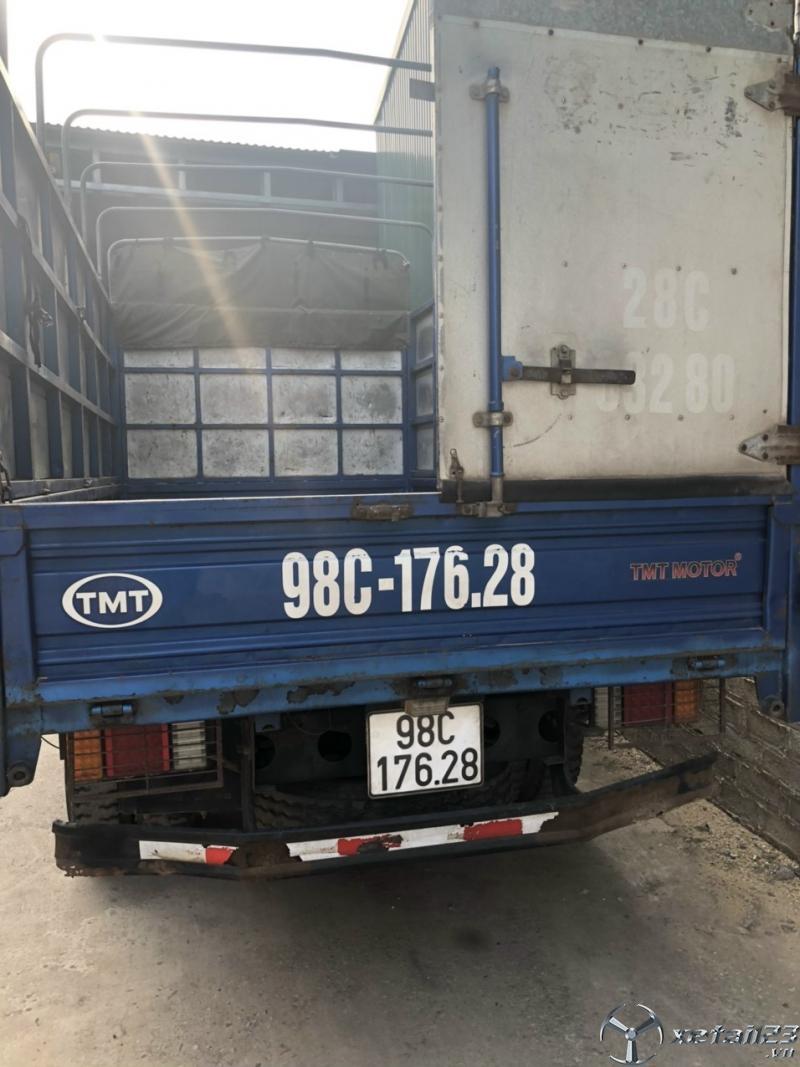 Rao bán xe TMT 5 tấn sản xuất 2015 thùng mui bạt giá rẻ nhất