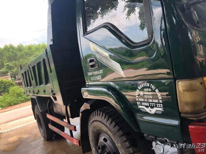 Thanh lý gấp xe Chiến Thắng 6,2 tấn đời 2013 , đăng kí 2017 giá rẻ 245 triệu