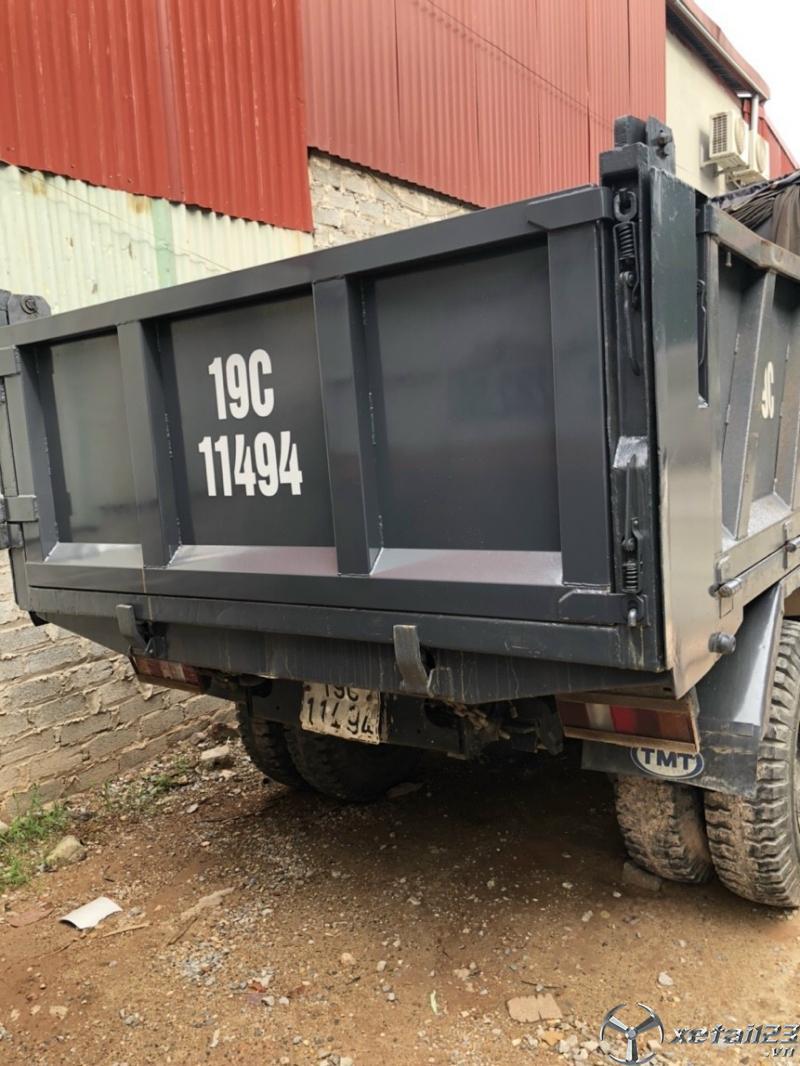 Xe Ben TMT 6,45 tấn sx 2017 giá tốt nhất