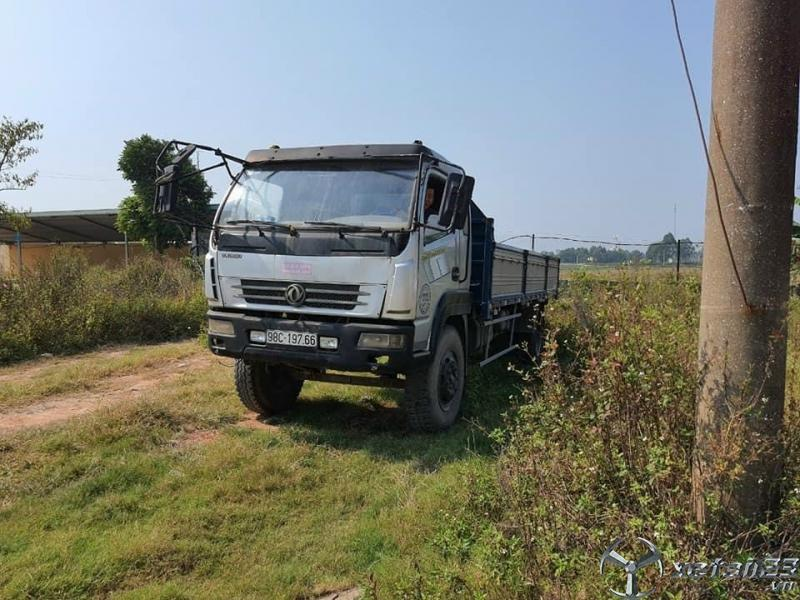 Rao bán xe CNC 5 tấn đã qua sử dụng đời 2011 giá tốt nhất