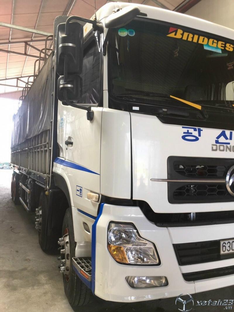Rao bán xe Dongfeng đời 2015 thùng mui bạt giá tốt nhất