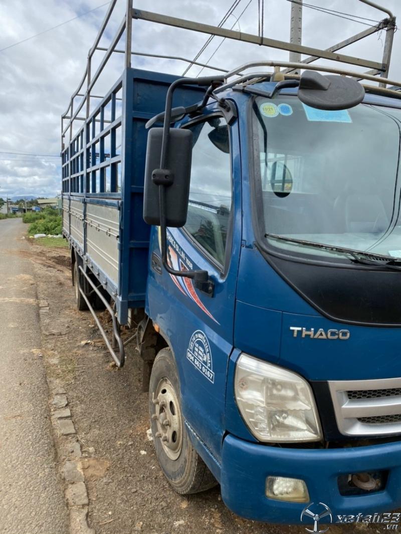 Xe Thaco Ollin 700B đời 2015 thùng mui bạt cần bán giá rẻ nhất