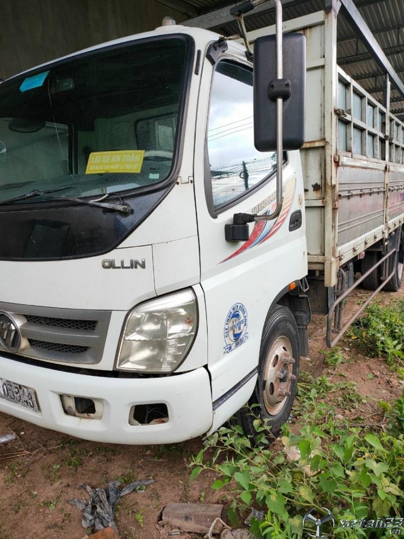 Xe Thaco Ollin 700B đời 2016 thùng mui bạt cần bán giá tốt nhất