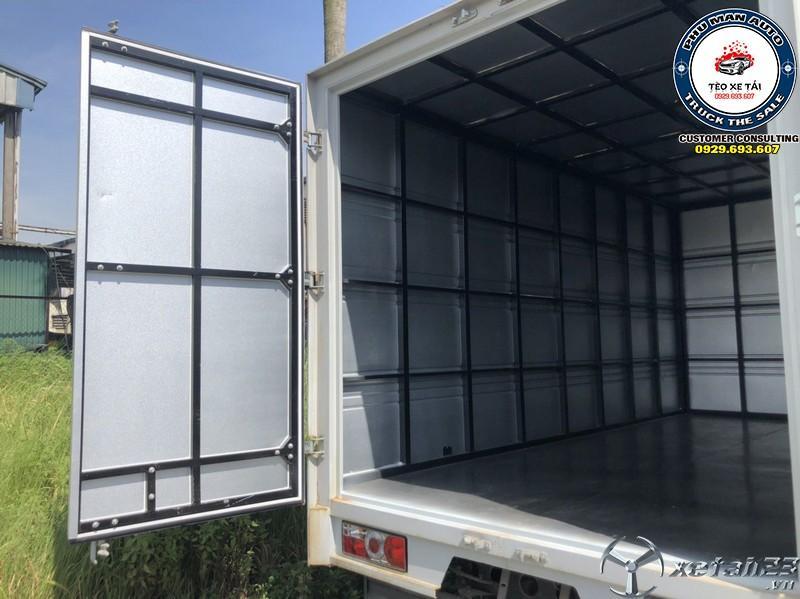 Giá xe tải Nissan 3.5 Tấn - Xe tải NS350 3T5 máy Nissan bán trả góp