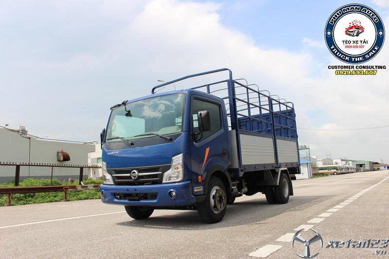 Xe tải Nissan 3.5 Tấn | Xe tải Nissan 3T5 | Xe tải Nissan 3 tấn rưỡi bán trả góp